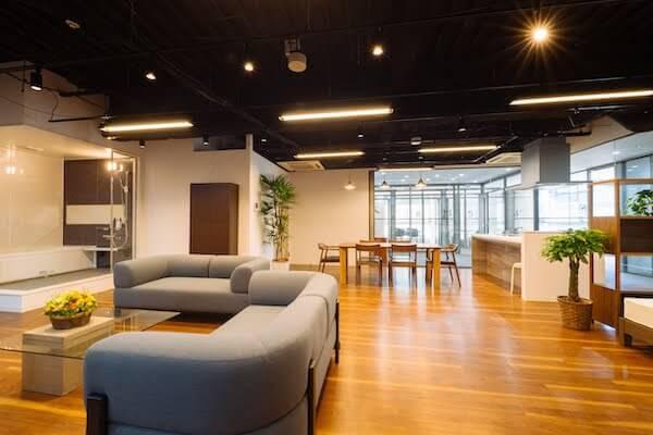 オフィスデザイン事例|株式会社ベアーズ7