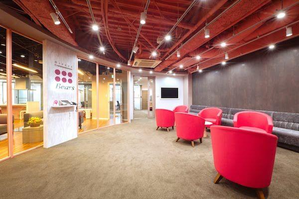 オフィスデザイン事例|株式会社ベアーズ3