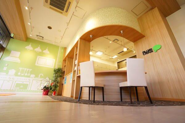 オフィスデザイン事例|ピタットハウス東大島店5