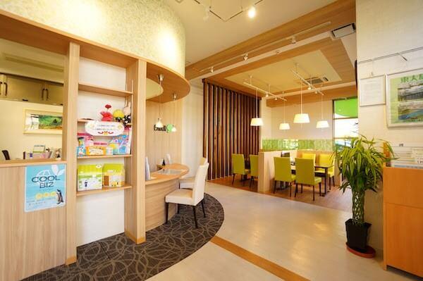 オフィスデザイン事例|ピタットハウス東大島店9
