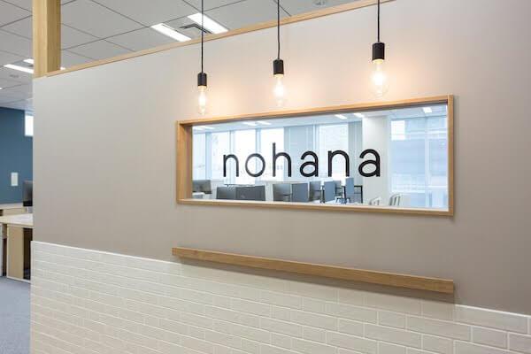 オフィスデザイン事例|株式会社ノハナ2