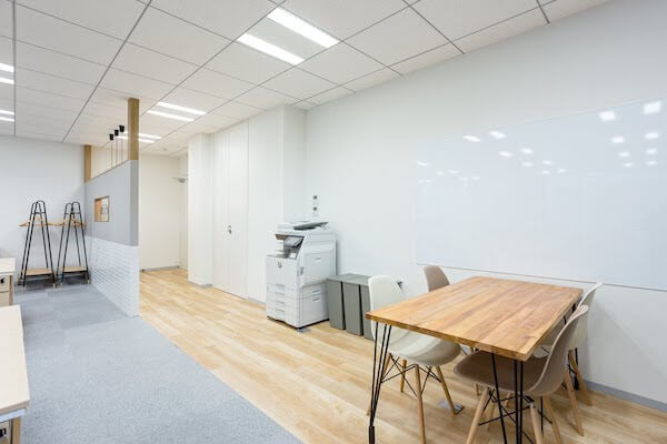 オフィスデザイン事例|株式会社ノハナ4