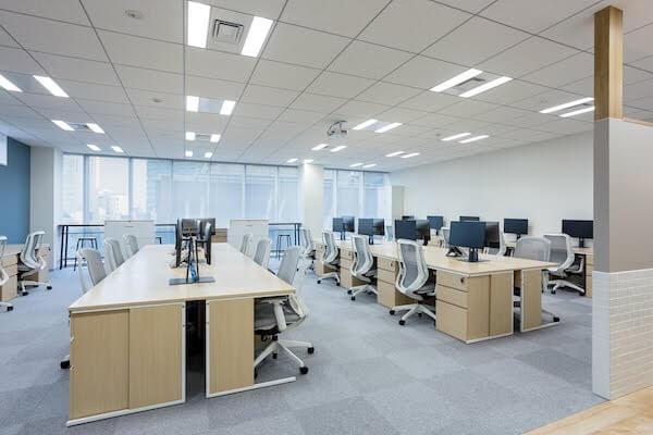 オフィスデザイン事例|株式会社ノハナ5