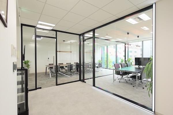 オフィスデザイン事例|株式会社インフィニティエージェント_5