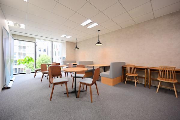 オフィスデザイン事例|株式会社インフィニティエージェント_21