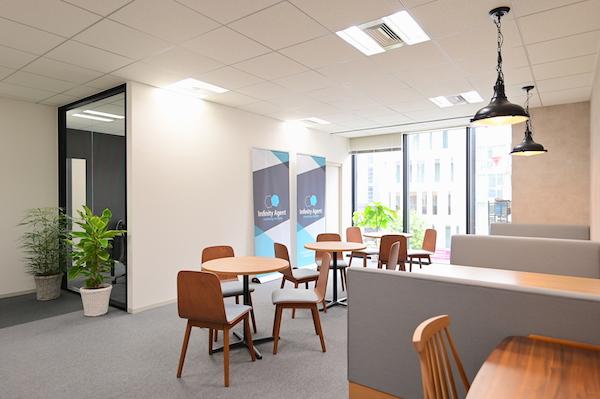 オフィスデザイン事例|株式会社インフィニティエージェント_20