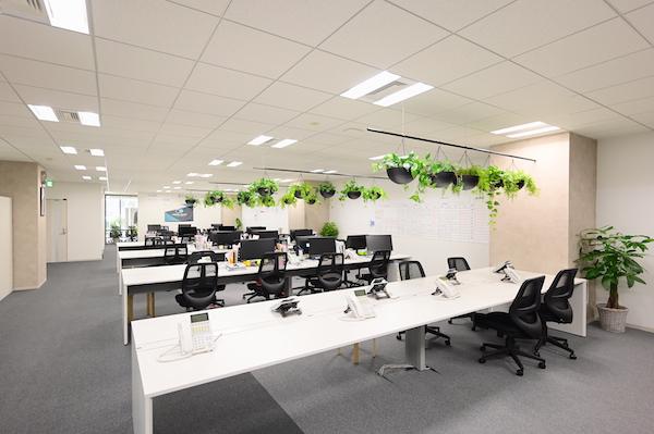 オフィスデザイン事例|株式会社インフィニティエージェント_14