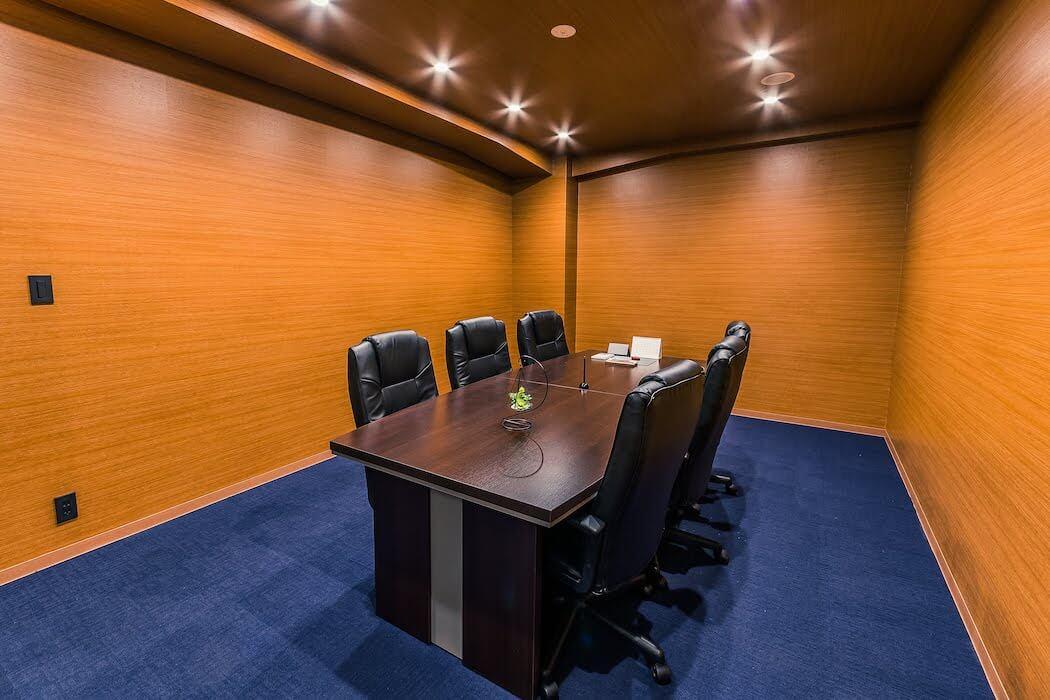 オフィスデザイン事例 弁護士法人アドバンス 札幌事務所