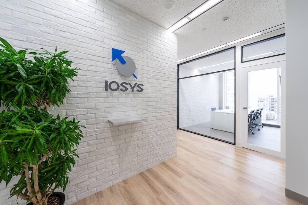 オフィスデザイン事例|株式会社イオシス様の事例を紹介