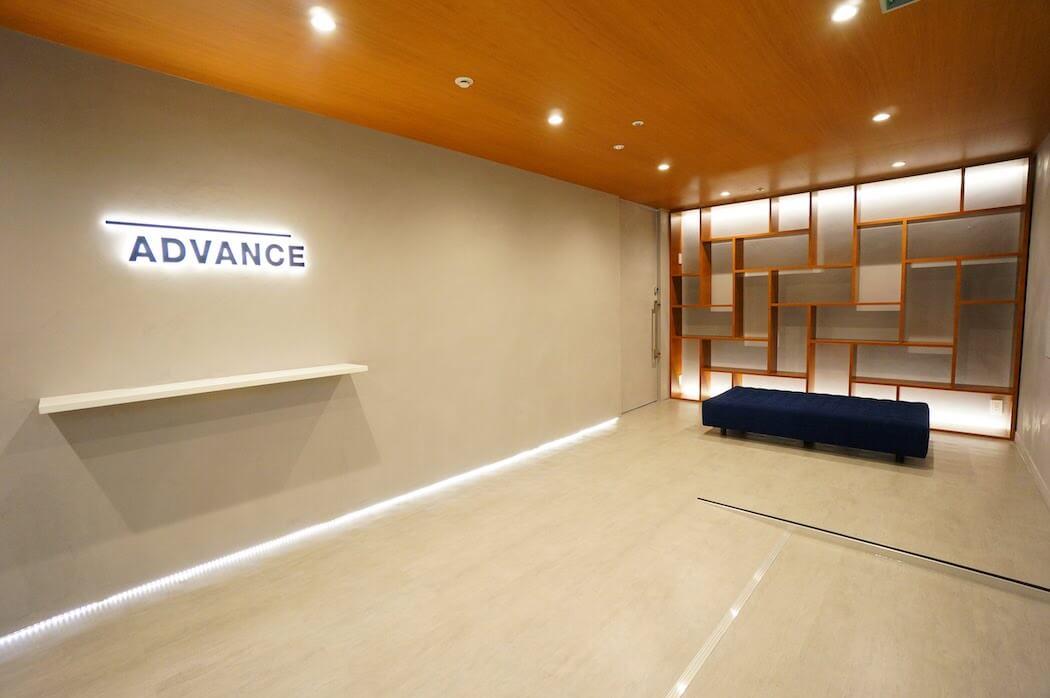 オフィスデザイン事例|弁護士法人アドバンス 東京事務所