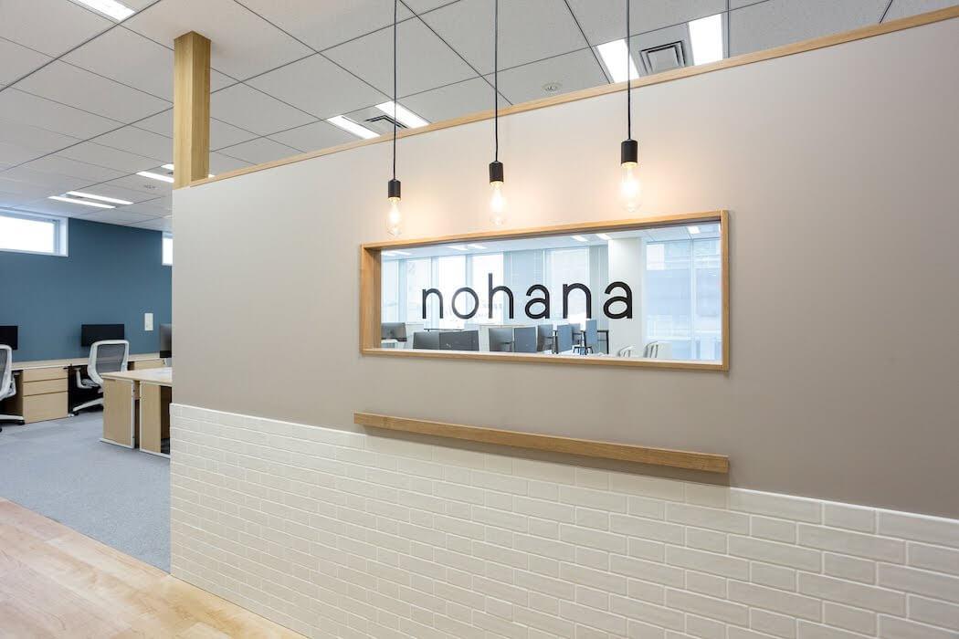 オフィスデザイン事例|株式会社ノハナ