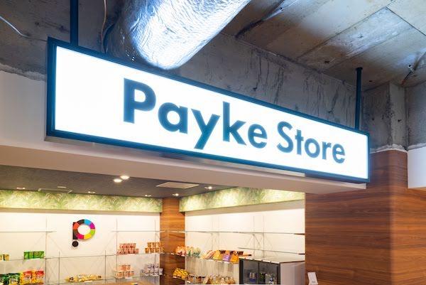 株式会社Payke_社内販売_PaykeStoreロゴ