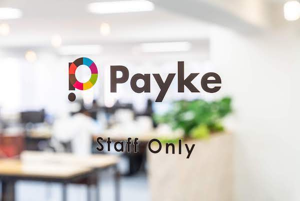 株式会社Payke_執務室_入り口ドア