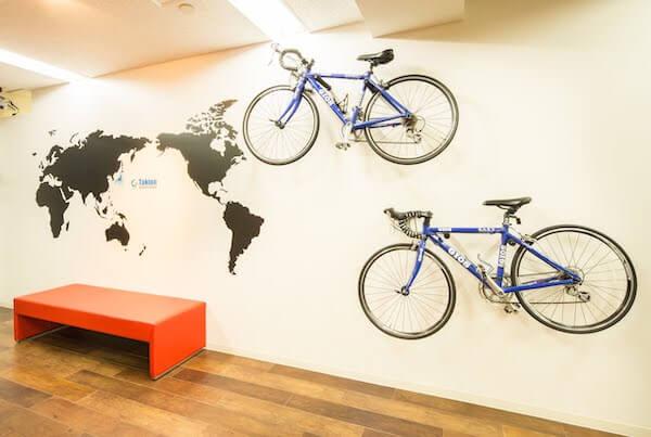 オフィスデザイン事例|株式会社タキオン9