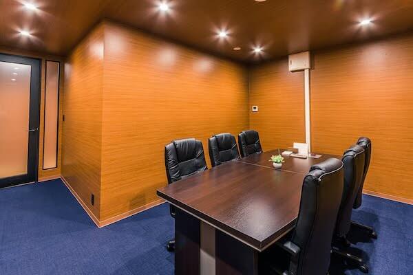 オフィスデザイン事例 弁護士法人アドバンス 札幌事務所4