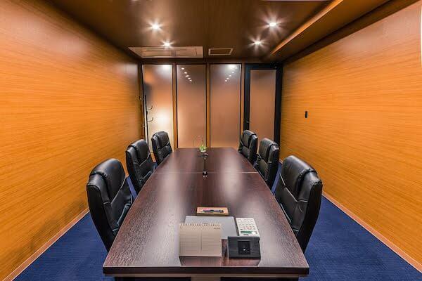オフィスデザイン事例 弁護士法人アドバンス 札幌事務所5