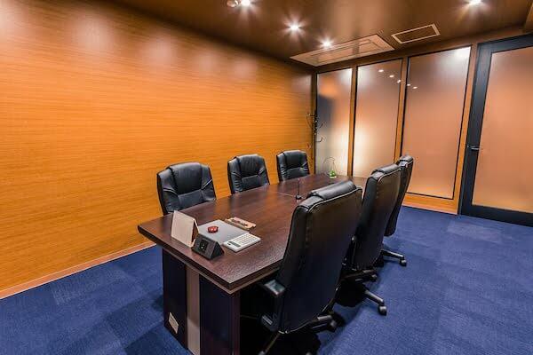 オフィスデザイン事例 弁護士法人アドバンス 札幌事務所3