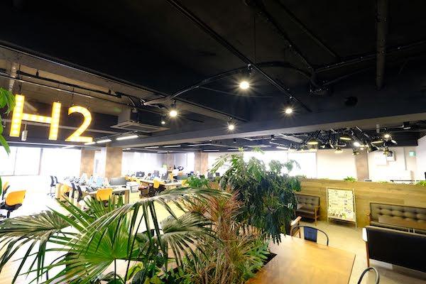 オフィスデザイン事例|株式会社 H23