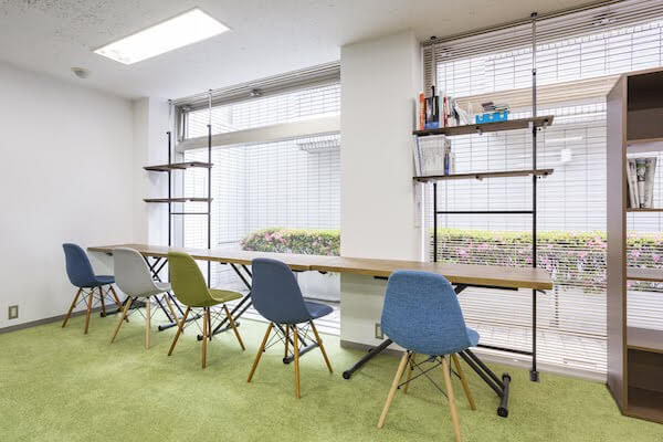 オフィスデザイン事例|株式会社オー・アール・ビー 8
