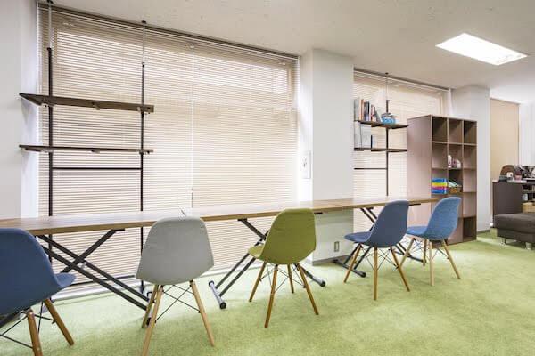 オフィスデザイン事例|株式会社オー・アール・ビー 4