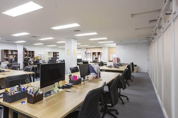 オフィスデザイン事例|株式会社オー・アール・ビー 7