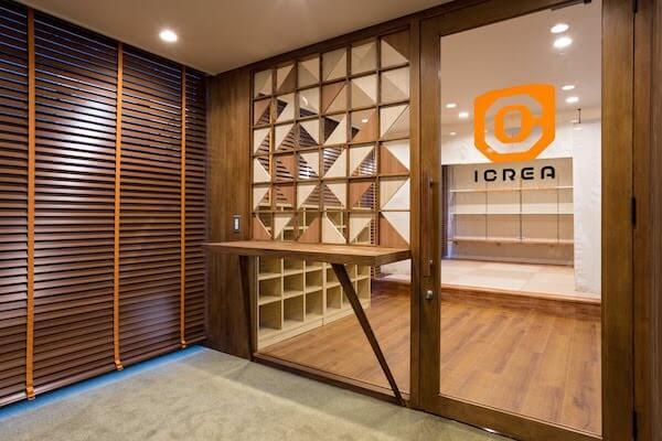 オフィスデザイン事例|株式会社イクリエ2