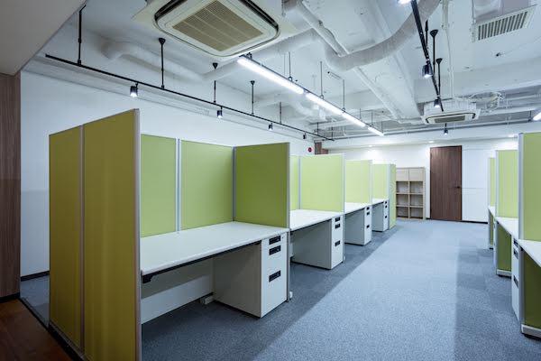 オフィスデザイン事例|株式会社イクリエ9