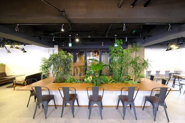 オフィスデザイン事例|株式会社 H26