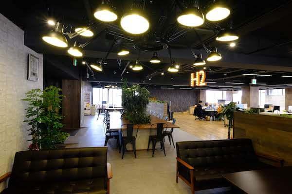 オフィスデザイン事例|株式会社 H27