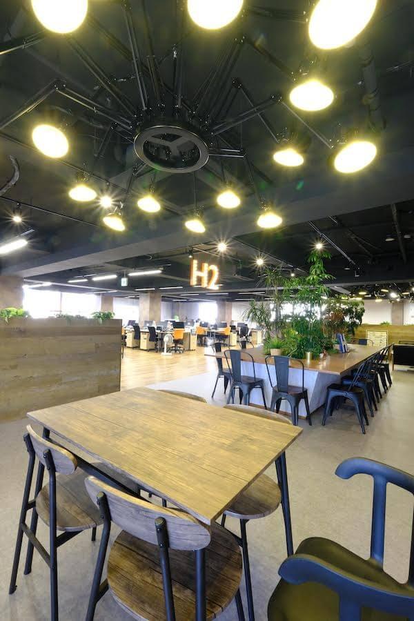 オフィスデザイン事例|株式会社 H217