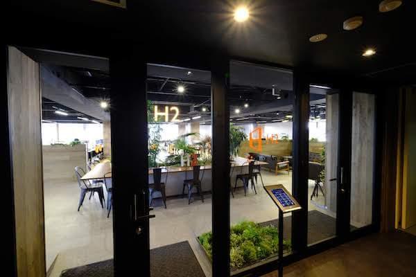 オフィスデザイン事例|株式会社 H210