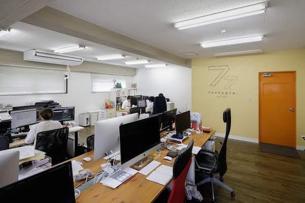 オフィスデザイン事例|合同会社ファニプロ9