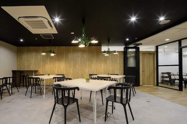 オフィスデザイン事例|株式会社トリニアス 6