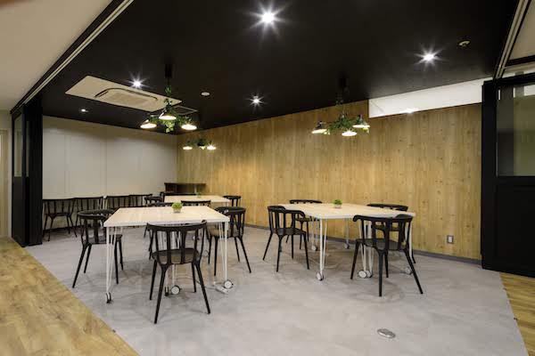 オフィスデザイン事例|株式会社トリニアス 7