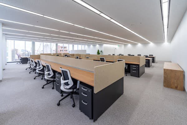 オフィスデザイン事例|株式会社イオシス 8