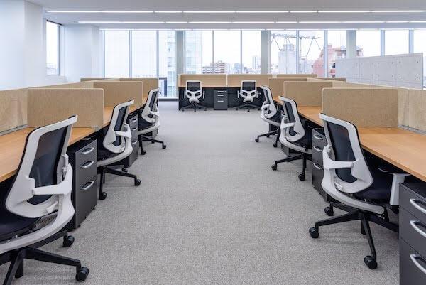 オフィスデザイン事例|株式会社イオシス 9