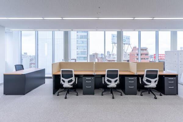 オフィスデザイン事例|株式会社イオシス 10