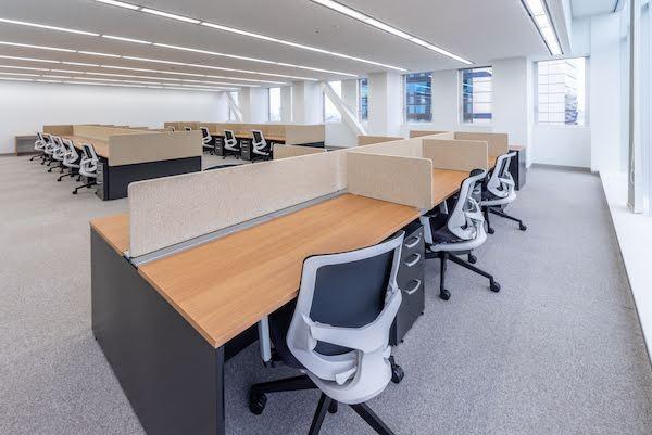 オフィスデザイン事例|株式会社イオシス 11