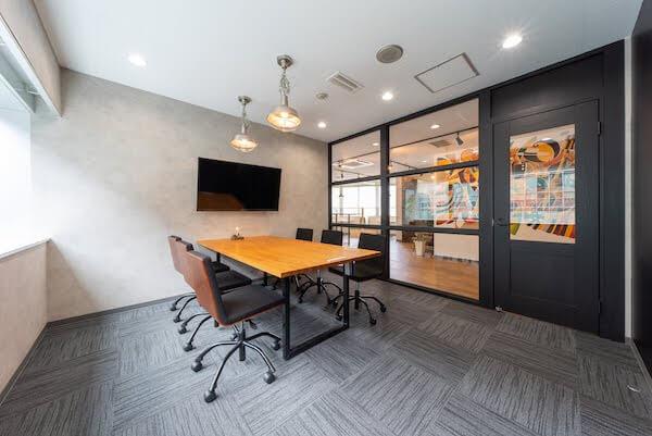 オフィスデザイン事例|株式会社C-mind _19
