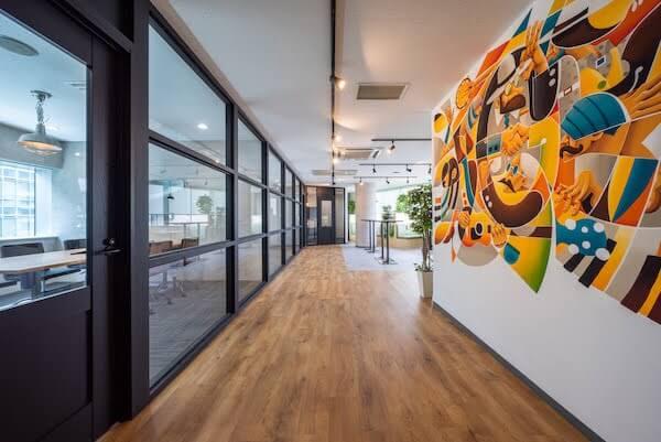 オフィスデザイン事例|株式会社C-mind _11