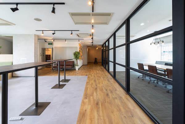 オフィスデザイン事例|株式会社C-mind _10