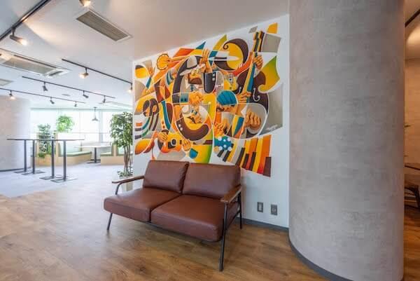 オフィスデザイン事例|株式会社C-mind _12