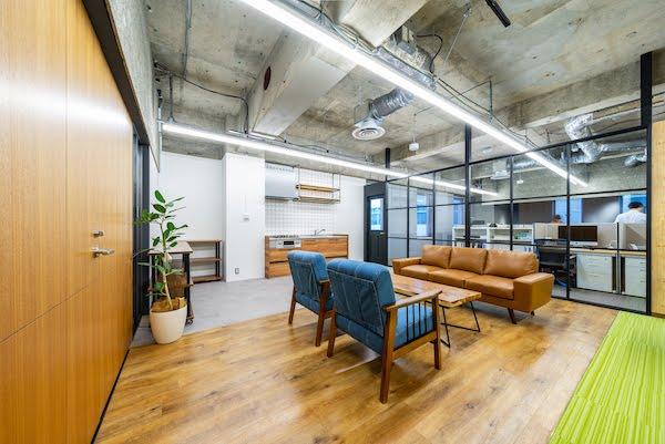オフィスデザイン事例|リスクキャリア株式会社 _5