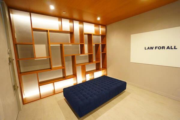 オフィスデザイン事例|弁護士法人アドバンス 東京事務所9