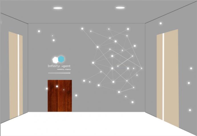 オフィスデザイン事例|株式会社インフィニティエージェント_4