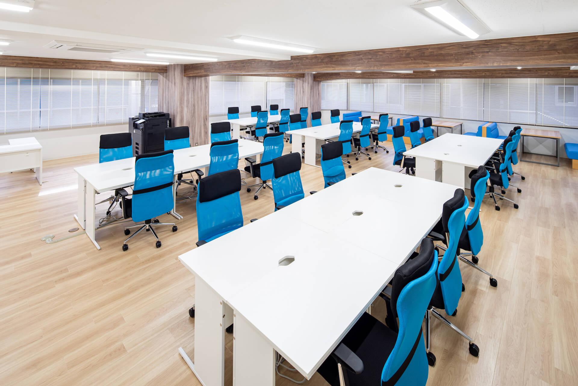 オフィスデザイン事例|株式会社エージェント_4
