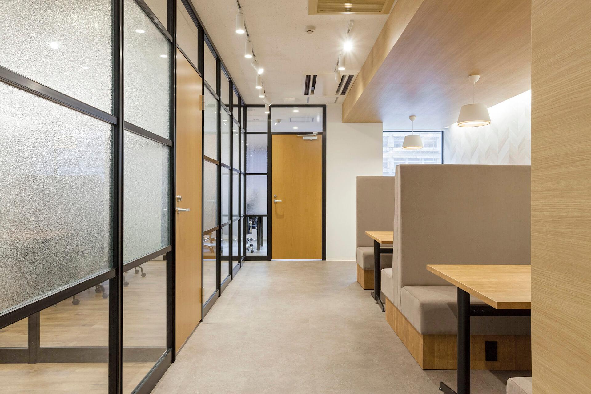 オフィスデザイン事例|株式会社キャシュモ_5