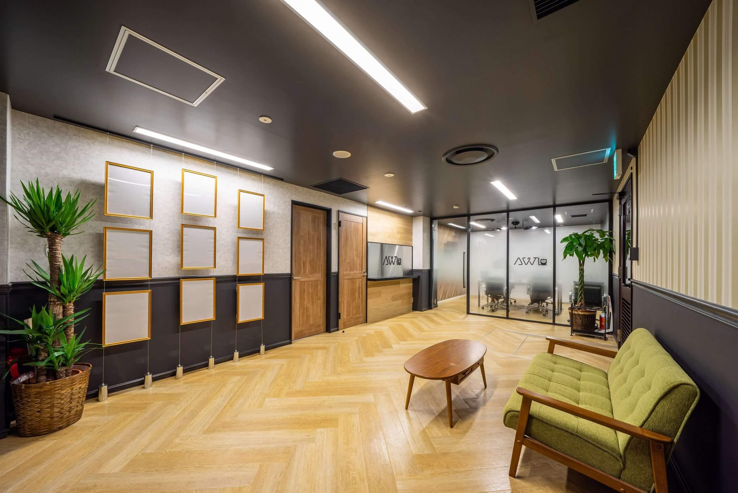 オフィスデザイン事例|AWL株式会社_2