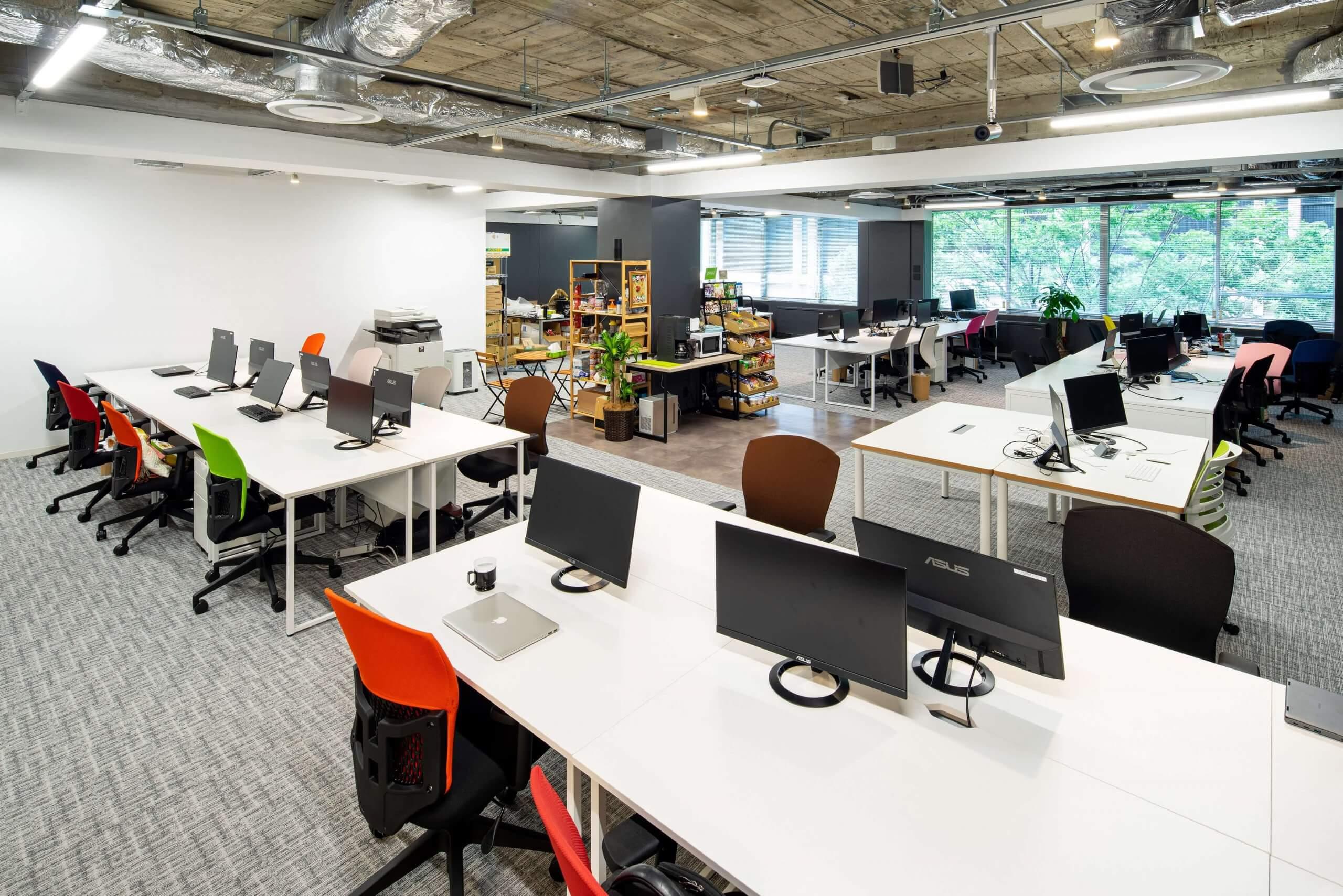 オフィスデザイン事例|AWL株式会社_6