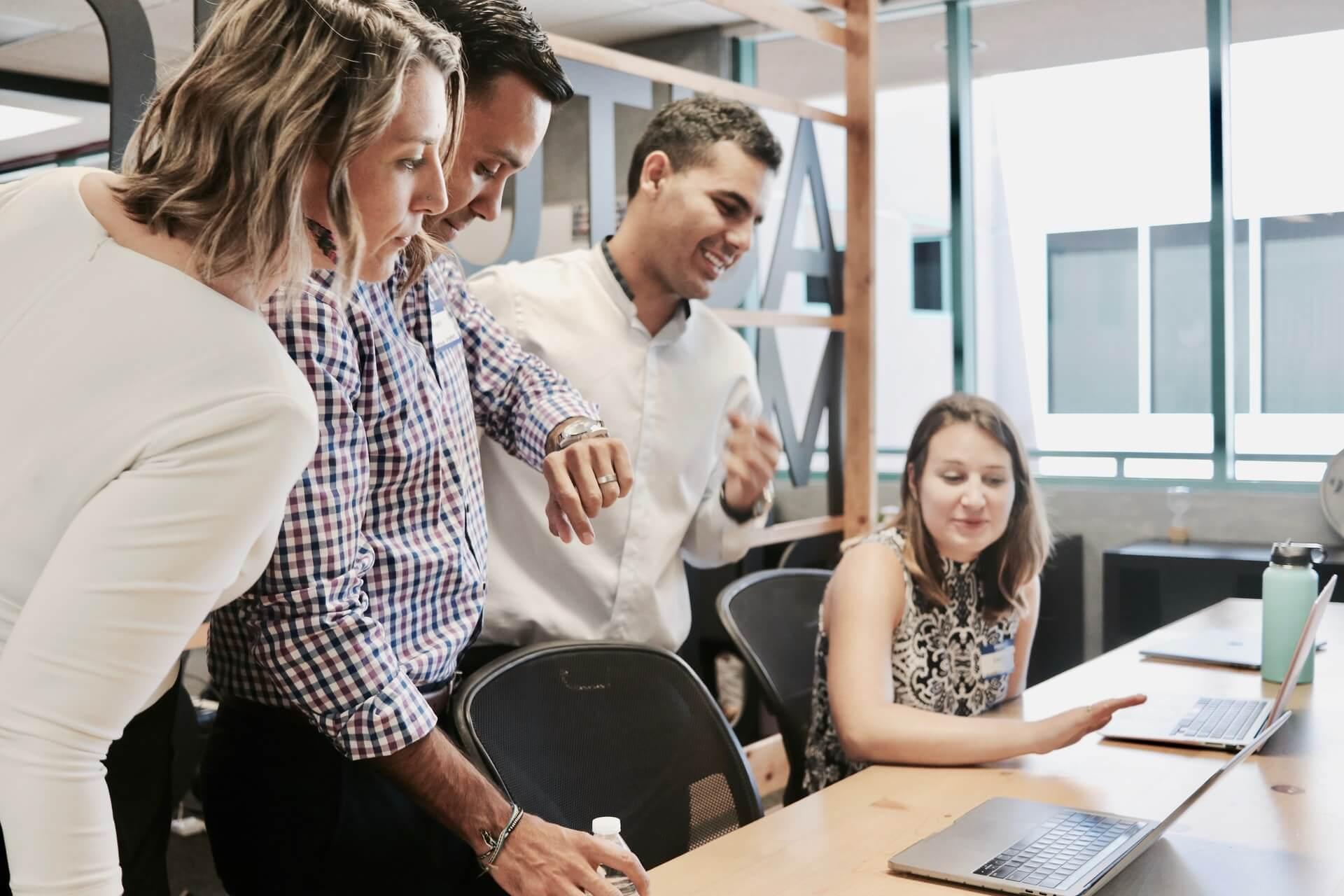 オフィスデザインはスタッフの満足度とパフォーマンスに効果を与える